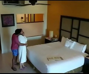 Spy camera caught husband..