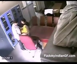 Indian School Teacher Fucked..