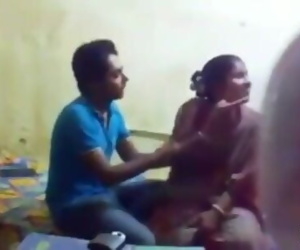 Indian desi mom fucking with..