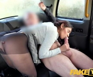 Fake Taxi British Babe..