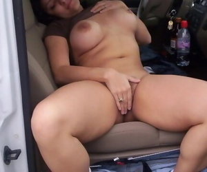 Outdoor Risky Public Sex in..